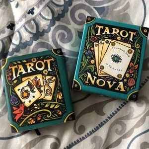 Miniature Tarot